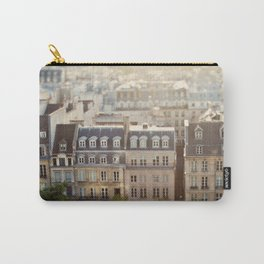 Paris Skyline Rooftops View Carry-All Pouch
