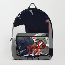 Tom Brady Backpack