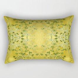 LoVinG V - yellow Rectangular Pillow