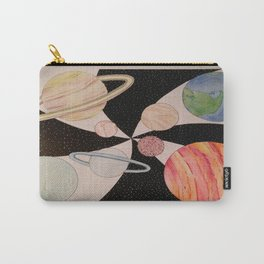 Bursting at the Seams Carry-All Pouch