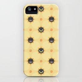 Heliolisk Pattern iPhone Case