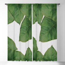 Banana Leaf II Blackout Curtain