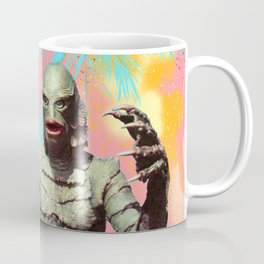 Creature of the pastel lagoon Coffee Mug