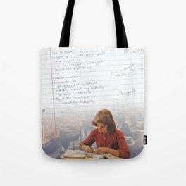 I've Learned; [Dear Capitalist Scum] Tote Bag