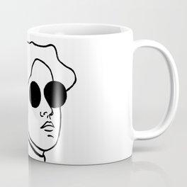Lady Shades Coffee Mug