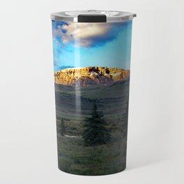 Frosted Bristol Head Peak Travel Mug