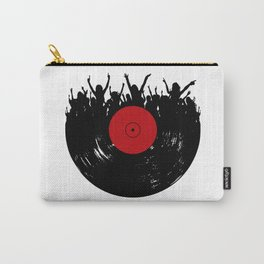 Vinyl record party Carry-All Pouch