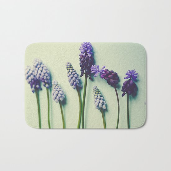 She Liked Everything in it's Place Bath Mat