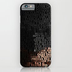 You Are Who You Beat. iPhone 6 Slim Case
