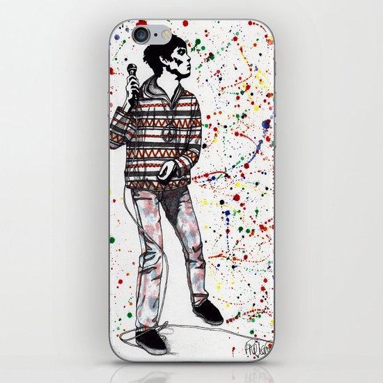 TWISTERELLA - Stoned iPhone & iPod Skin