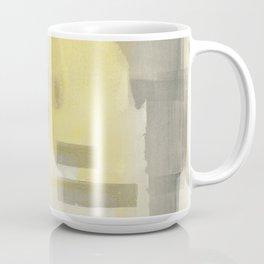 Stasis Gray & Gold 1 Coffee Mug