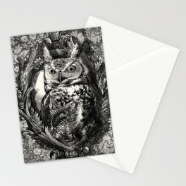 Nightwatch - by Eric Fan and Garima Dhawan  Stationery Cards