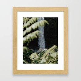 Lush Escape Framed Art Print