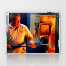 Molten Glass...On A Stick Laptop & iPad Skin