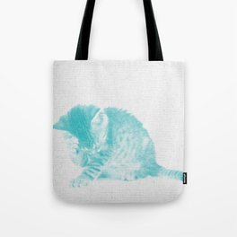 Kitten 02 Tote Bag