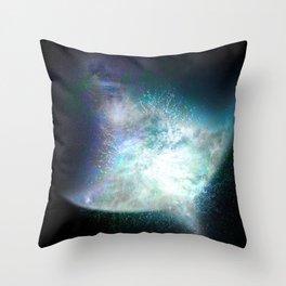A piece of cosmo Throw Pillow