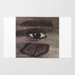 The eyes of Yeshua Rug