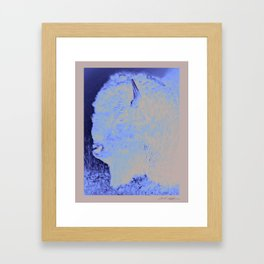 Tatonka Framed Art Print