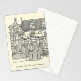 Gerlinger Hall Stationery Cards