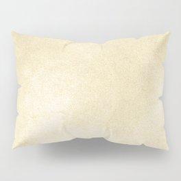 Simply Antique Linen Paper Pillow Sham