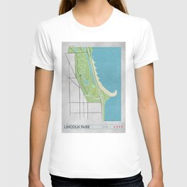 Parks of Chicago: Lincoln Park T-shirt
