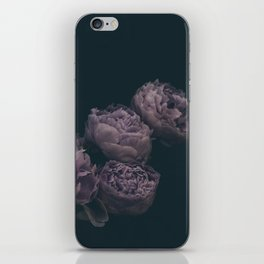 Dramatic Bunch of Peonies | Modern Floral Photography | Nature iPhone Skin