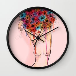 Era of Eve Wall Clock