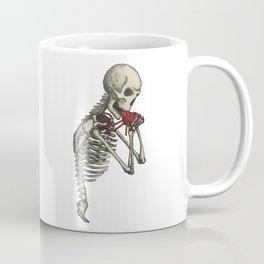 Eat Your Heart Coffee Mug