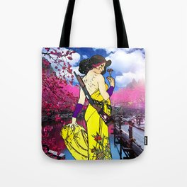 Solace in Spring Tote Bag