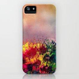 Love in Fall iPhone Case
