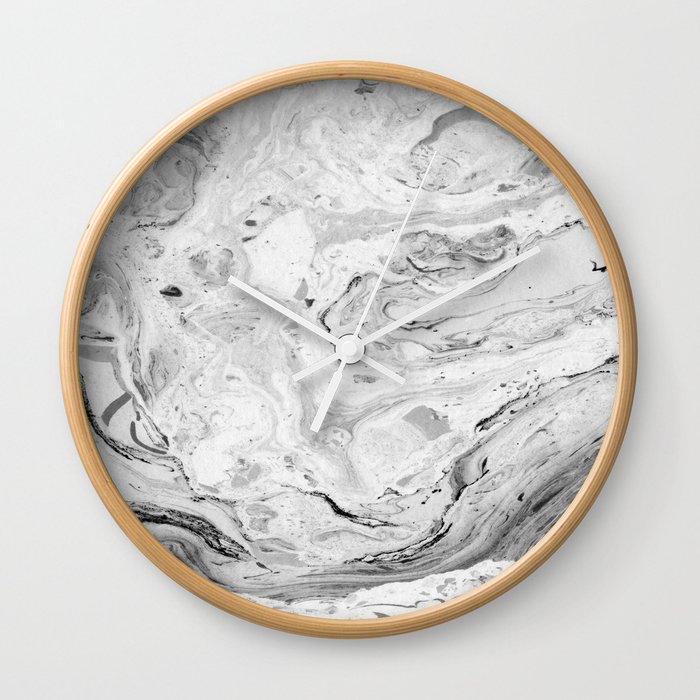 Marble No. 2 Wall Clock