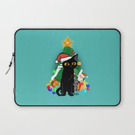 Too excited Laptop Sleeve