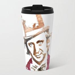 """So Shines A Good Deed..."" Willy Wonka - 2016 Travel Mug"