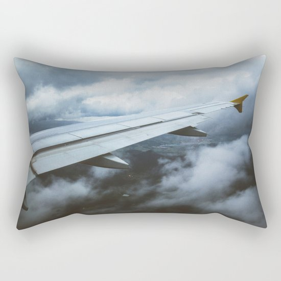Back home Rectangular Pillow