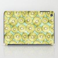 kiwi iPad Cases featuring kiwi by kociara