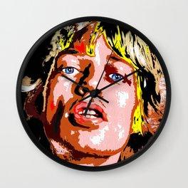 Mick J. Wall Clock