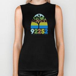 Joshua Tree Zip Code Biker Tank
