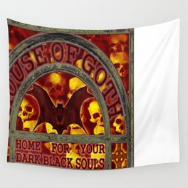 HOUSE OF GOTH - 116 Wall Tapestry