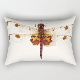 Dragonfly Collector Rectangular Pillow
