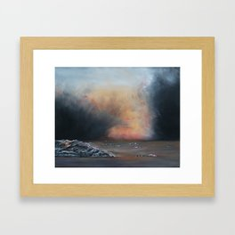 Iceland-GerlindeStreit Framed Art Print