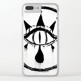 Sheikah Eye Clear iPhone Case