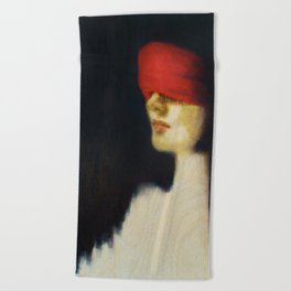 Mina Beach Towel