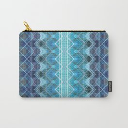 Aqueous Geometry Carry-All Pouch