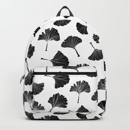 Ginko Leaves Pattern - Mix & Match Backpack