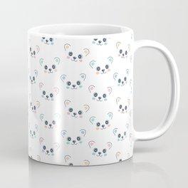 Cute Bear Cub Face Coffee Mug