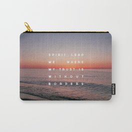 Spirit Lead Me Carry-All Pouch