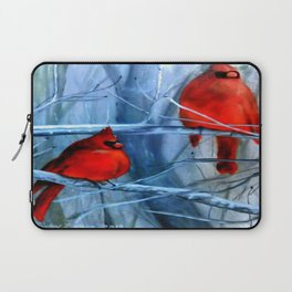 Cardinals Laptop Sleeve