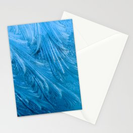 Frozen Graphic Design Stationery Cards