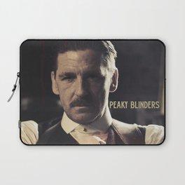 Peaky Blinders, Paul Anderson is Arthur Shelby, Cillian Murphy is Thomas Shelby, Tom Hardy Laptop Sleeve
