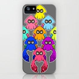 Squid Squad iPhone Case